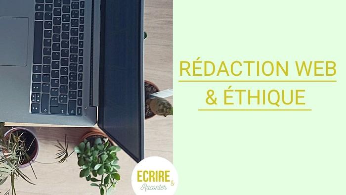 Rédacteur SEO web éthique - Ecrire et Raconter