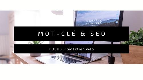 Rédaction web et SEO - écrire et raconter